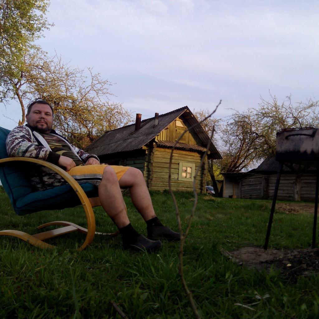 gyvenimas kaime